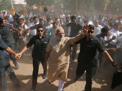 PM Narendra Modi slams UPA government for not implementing health policies