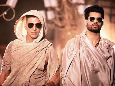 Akshay Kumar shoots for a special song with brother-in-law Karan Kapadia for the latter's debut film, Blank