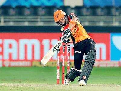 IPL 2020: Manish Pandey delivers his best innings as SRH annihilate RR