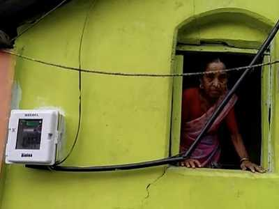 Electricity officially arrives on Elephanta island off Mumbai coast