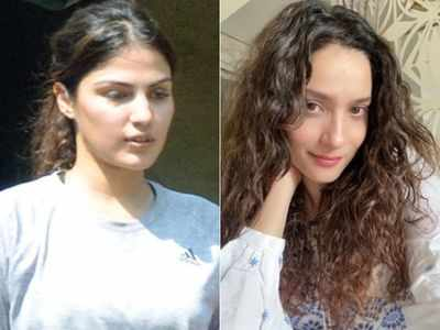 Ankita Lokhande responds to Rhea Chakraborty, says she never claimed to be in touch with Sushant Singh Rajput