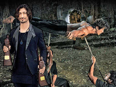 Vidyut Jammwal 's Junglee wins two action awards in China