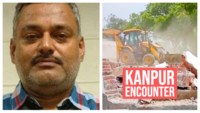 Kanpur encounter: Prime accused Vikas Dubey's house demolished