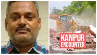 Kanpur encounter: Prime accused Vikas Dubey's house demolished