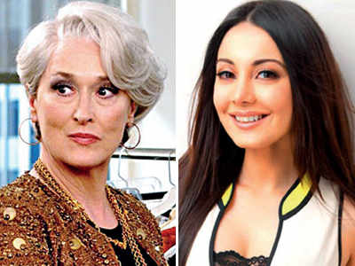 Minissha Lamba to play a role like Miranda Priestly from The Devil Wears Prada in her TV comeback
