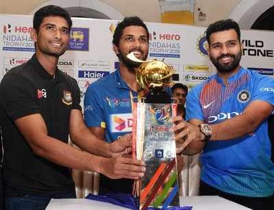 Nidahas Trophy: India vs SL T20 match to go on despite Sri Lanka declaring Emergency