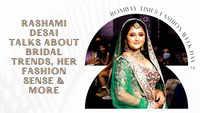 Rashami Desai talks about bridal trends