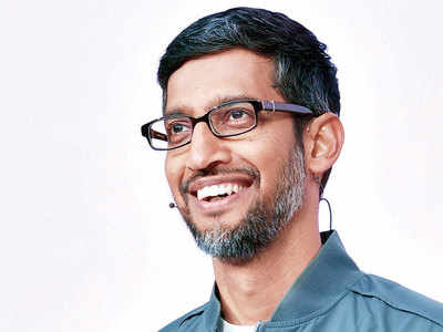 Google CEO Pichai takes charge at Alphabet