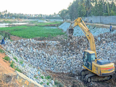 BBMP seeks Rs 1,000 cr for lakes