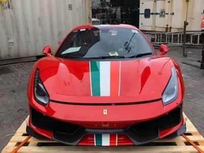 Yohan Poonawalla gets a custom-built Ferrari 488 Pista Spider