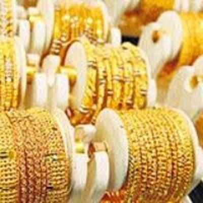 Gold prices may touch Rs 16,000
