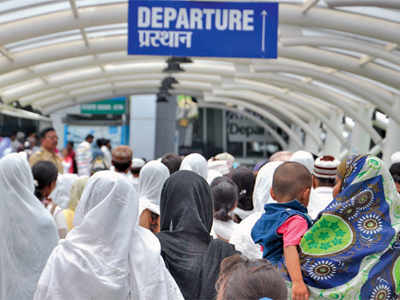 Scrapping of Haj subsidy: Muslims unhappy with 'sudden', 'targeted' move