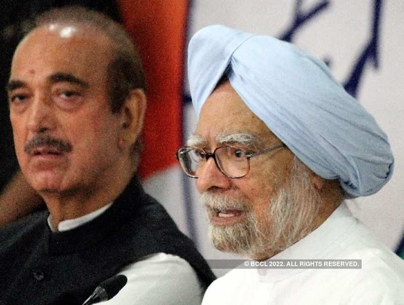 Former PM Manmohan Singh launches attack on PM Narendra Modi for 'economic mismanagement'