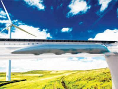 Andhra Pradesh: Amaravati to have India's first hyperloop transport system