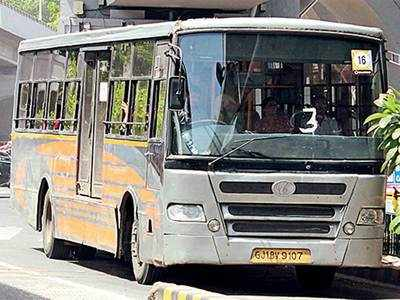 Health official robbed of gold chain in BRTS bus