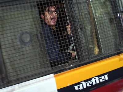 Stop crying, chest-thumping for a 'dramebaaz': Shiv Sena in Saamana on Arnab Goswami's arrest