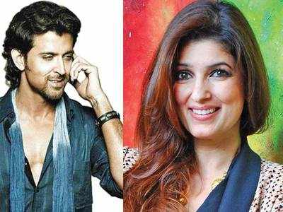 Twinkle's shoutout for Hrithik