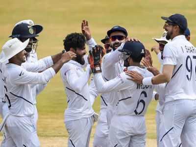 India vs South Africa 1st Test: Ravindra Jadeja, Mohammed Shami star as hosts beat Proteas by 203 runs