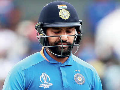 Rohit Sharma on India's loss in the semi-finals: We failed to deliver as a team when it mattered