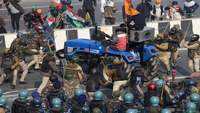Tractor rally violence: Delhi police register FIR against farmer leaders