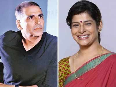 Renuka Shahane thanks Akshay Kumar for helping TV actress Nupur Alankar, calls him 'a man with a heart of gold'