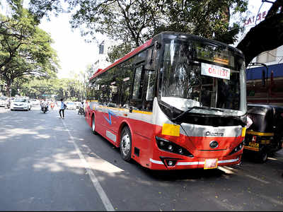Electric buses are more cost-effective, says study