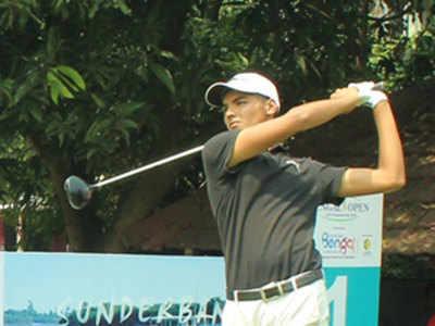 PGTI Golf: Rookie Karan Pratap Singh takes day one lead at Bengal Open Golf Championship