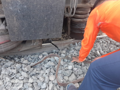 Mumbai: Trains on Central Railway delayed due to rail fracture near Karjat
