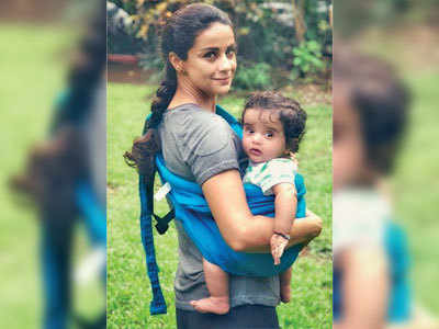 Gul Panag on motherhood: Nothing prepares you for a baby