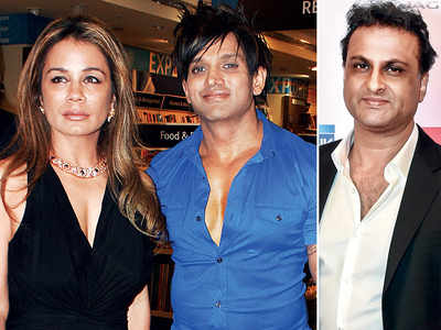 Defaulter Yash Birla's wife Avanti Birla catches up with friends in London