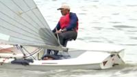 Week-long national level sailing-championship underway at Hyderabad