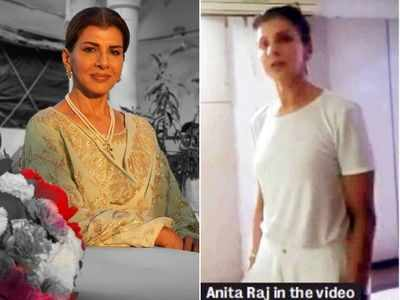 Why Anita Raj had a heated exchange with the security guard of their Pali Hill home