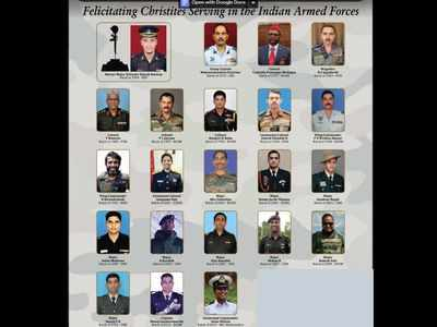 Over 21 jawans who studied in Christ University to mark their presence in Alumni Day