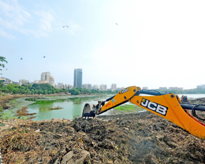 BMC ties up Canadian firm to clean up Mithi river, Powai lake