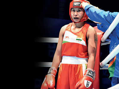 World Women's Boxing Championships: Sarita Devi knocked out of tournament after losing to Natalia Shadrina