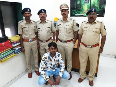 Thane: Kingpin of inter-state wildlife smuggling racket nabbed