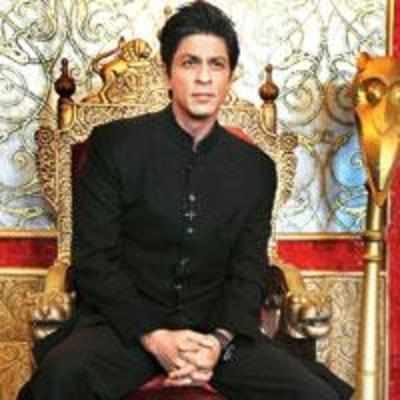 King Khan makes documentary on Mughal-E-Azam