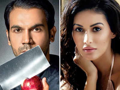 Amyra Dastur to play Rajkummar Rao's love interest in Mental Hai Kya