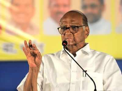 Take up flood relief at war-level: Sharad Pawar tells Maharashtra government