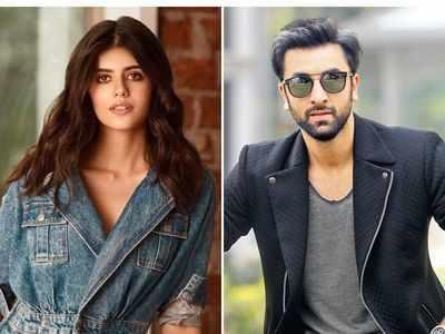 Sanjana Sanghi's TBT moment with Ranbir will melt your heart