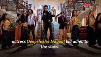 This is how team Main Bhi Ardhangini bid farewell to Deepshikha Nagpal