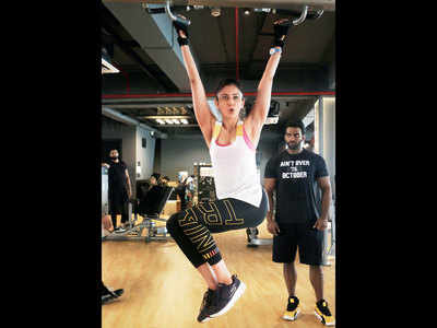 Rakul Preet Singh shares her fitness and nutrition mantras