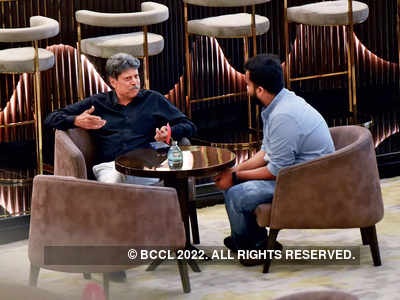 Coffee with Kapil