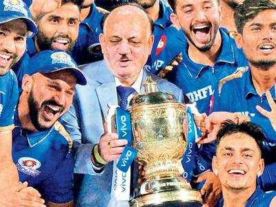 CoA to discuss controversy over IPL trophy presentation