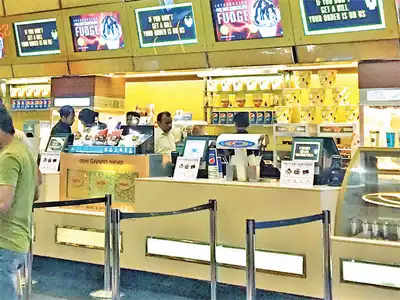 No curb on outside food in multiplexes, says govt