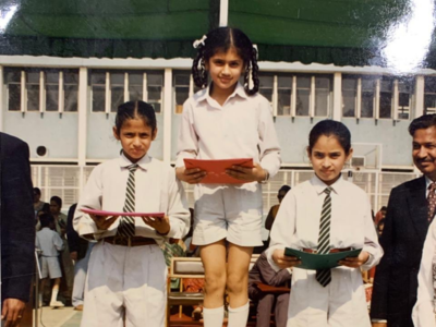 Throwback Thursday: From Akshay Kumar to Taapsee Pannu, Bollywood celebs share pictures from their school days