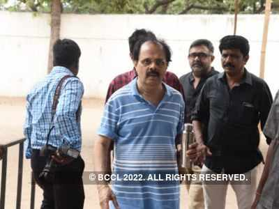 Veteran dramatist and screen writer Crazy Mohan passes away