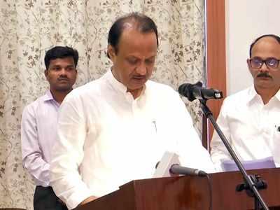 Ajit Pawar still calls himself former Deputy Chief Minister
