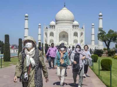 Taj Mahal closed amid coronavirus scare