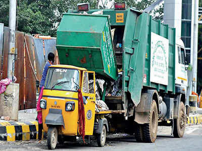 BBMP's garbage bail-out raises stink
